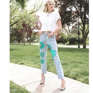 RIALTO JEAN PROJECT The Suzy Jeans LEVIS